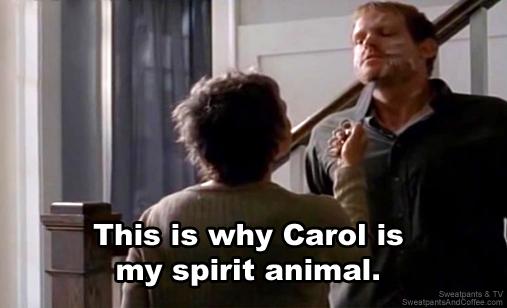 The Walking Dead s5e16 Carol