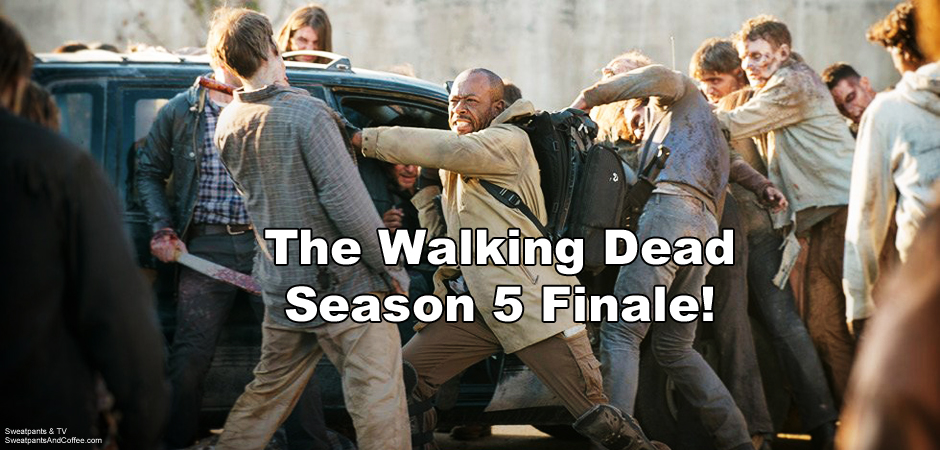 The Walking Dead s5e16 Finale