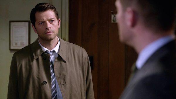 12 Supernatural Season Ten Episode Twenty SPN S10E20 Angel Heart Dean Winchester Jensen Ackles Castiel Misha Collins