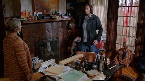 14 Supernatural Season Ten Episode Nineteen SPN S10E19 The Werther Project Suzie Sam Winchester Jared Padalecki