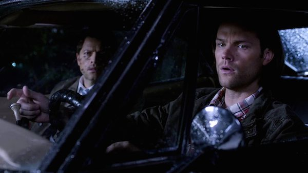 15 Supernatural Season Ten Episode Twenty SPN S10E20 Angel Heart Misha Collins Castiel Sam Winchester Jared Padalecki