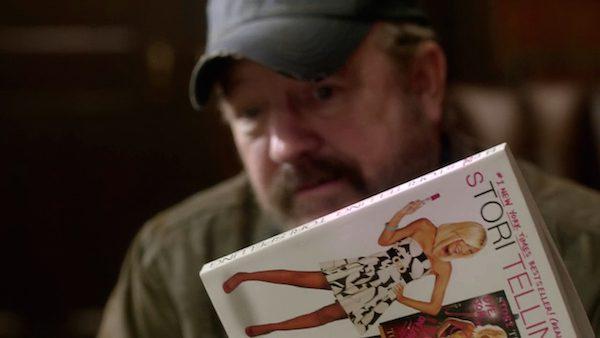 16 Supernatural Season Ten Episode Seventeen SPN S10E17 Inside Man Bobby Singer Jim Beaver Tori Spelling STori Telling