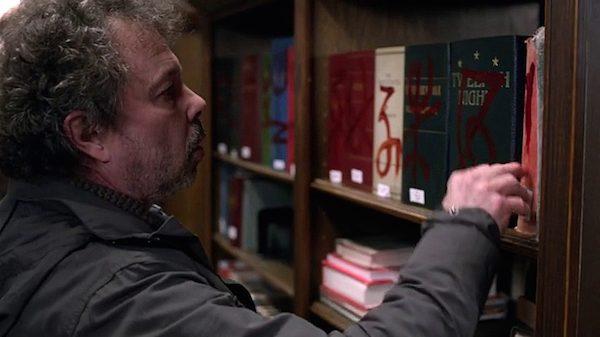 19 Supernatural Season Ten Episode Eighteen SPN S10E18 Book of the Damned Metatron Curtis Armstrong Enochian