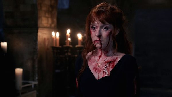19 Supernatural Season Ten Episode Seventeen SPN S10E17 Inside Man  Rowena Ruth Connell