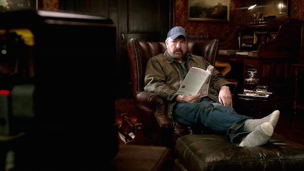 1b Supernatural Season Ten Episode Seventeen SPN S10E17 Inside Man Bobby Singer Jim Beaver