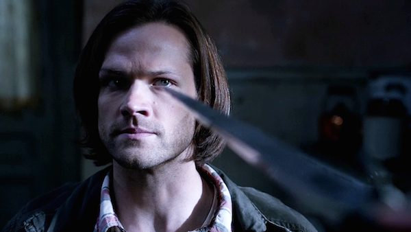 20 Supernatural Season Ten Episode Twenty SPN S10E20 Angel Heart Sam Winchester Jared Padalecki Angel Sword