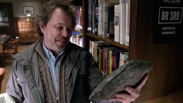 23 Supernatural Season Ten Episode Eighteen SPN S10E18 Book of the Damned Metatron Curtis Armstrong Demon Tablet