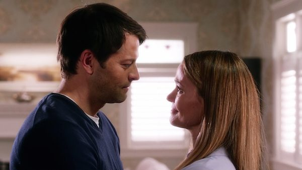 23 Supernatural Season Ten Episode Twenty SPN S10E20 Angel Heart Amelia Novak Leisha Hailey Jimmy Castiel Misha Collins