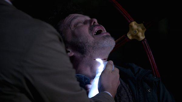 25 Supernatural Season Ten Episode Seventeen SPN S10E17 Inside Man Castiel Metatron Misha Collins Curtis Armstrong Grace