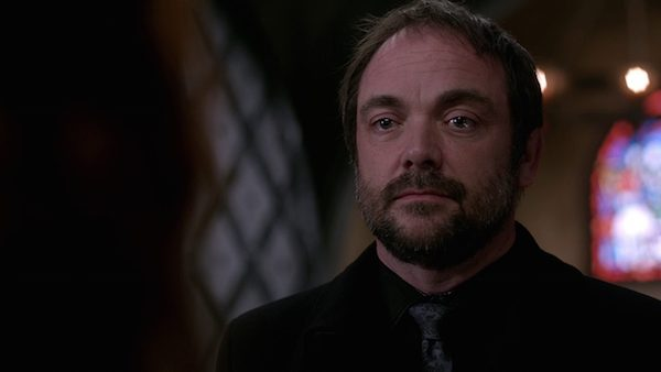26 Supernatural Season Ten Episode Seventeen SPN S10E17 Inside Man Mark Sheppard Crowley