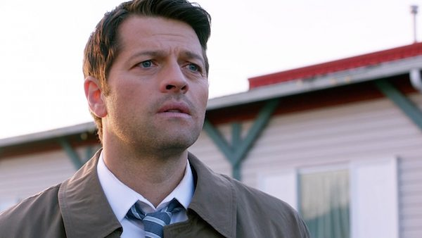 27 Supernatural Season Ten Episode Twenty SPN S10E20 Angel Heart Misha Collins Castiel