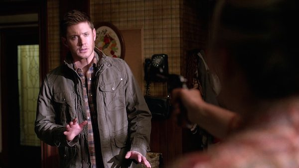 29 Supernatural Season Ten Episode Nineteen SPN S10E19 The Werther Project Dean Winchester Jensen Ackles