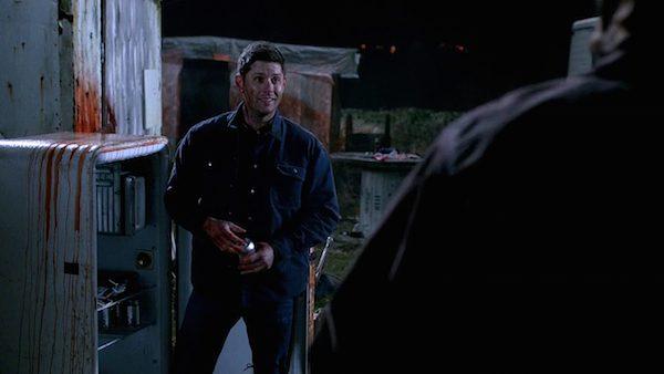 3 Supernatural Season Ten Episode Nineteen SPN S10E19 The Werther Project Sam Winchester Jared Padalecki Dean Winchester Jensen Ackles