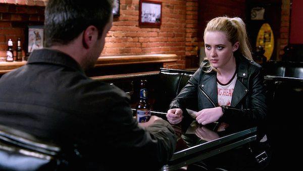 3 Supernatural Season Ten Episode Twenty SPN S10E20 Angel Heart Claire Novak Kathryn Love Newton Ronnie