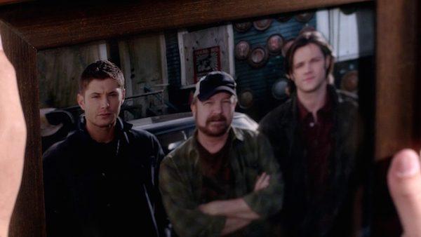 30 Supernatural Season Ten Episode Seventeen SPN S10E17 Inside Man Bobby Singer Jim Beaver Sam Dean Winchester Jared Padalecki Jensen Ackles