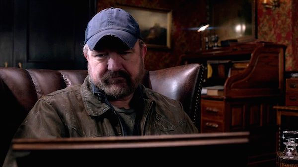 31 Supernatural Season Ten Episode Seventeen SPN S10E17 Inside Man Bobby Singer Jim Beaver