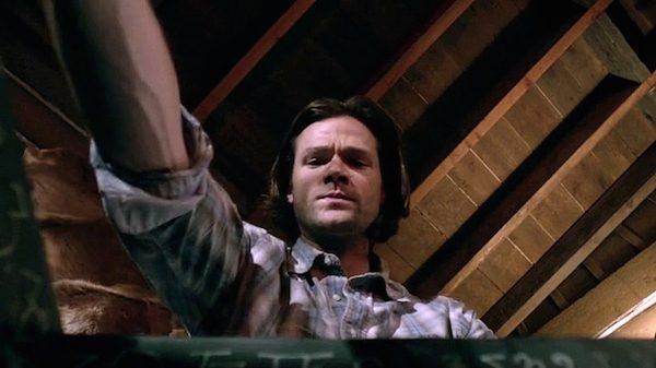 35 Supernatural Season Ten Episode Eighteen SPN S10E18 Book of the Damned Sam Winchester Jared Padalecki
