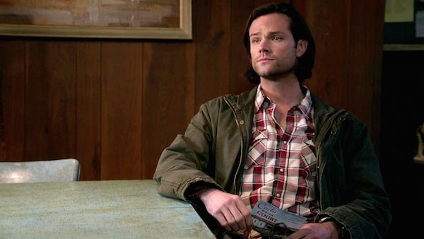 7 Supernatural Season Ten Episode Twenty SPN S10E20 Angel Heart Sam Winchester Jared Padalecki
