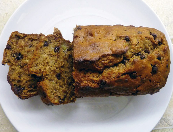 Catastrphe Kitchen Banana Bread 11