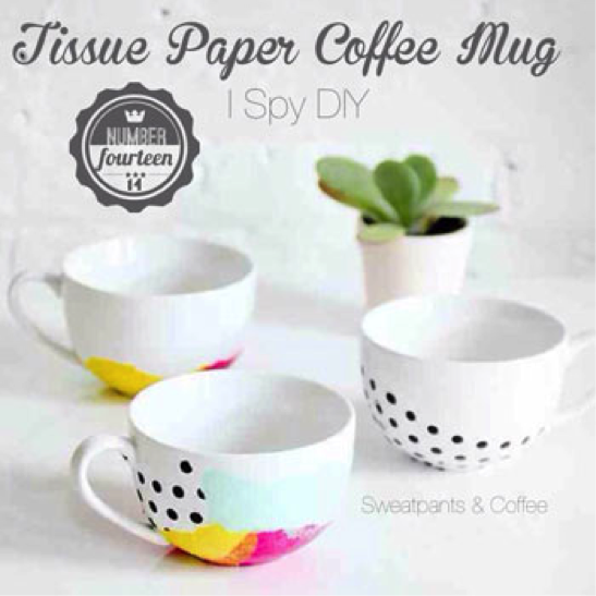 Coffee Mug Projects 10