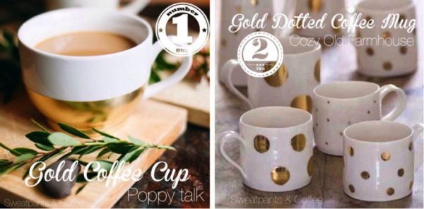 Coffee Mug Projects 2