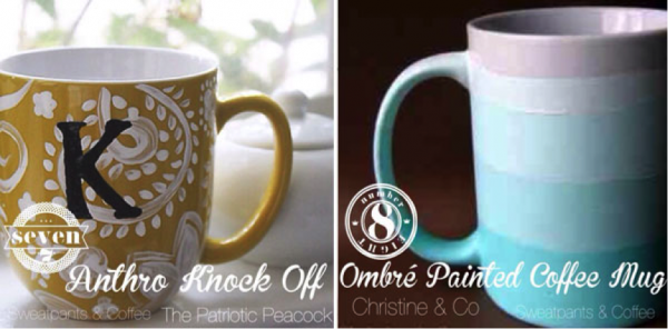 Coffee Mug Projects 6