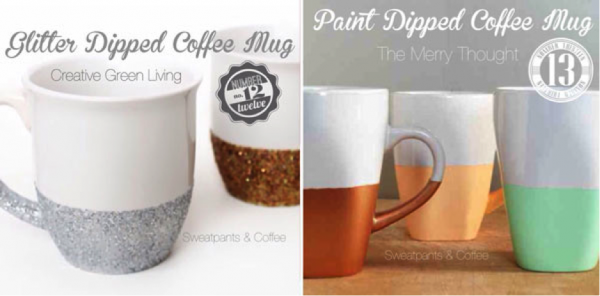 Coffee Mug Projects 9