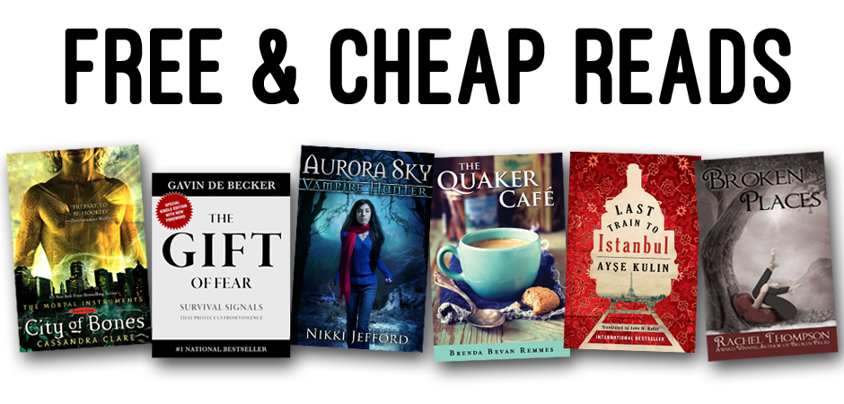 Free & Cheap Reads 41015