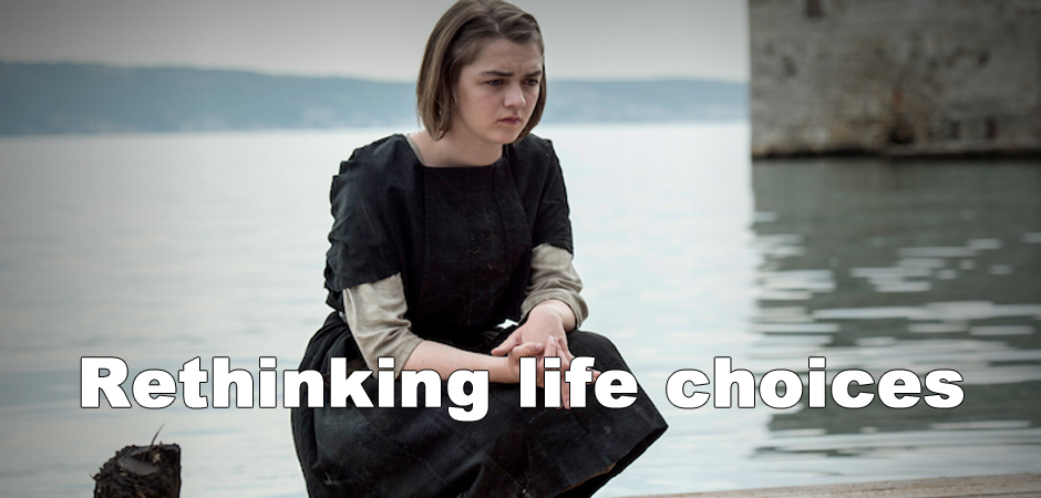 Game of Thrones 5x03 High Sparrow Arya