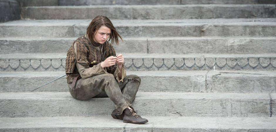GoT 5x02 Arya Stark