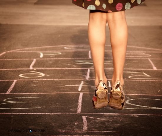 Hopscotch by Dean McCoy