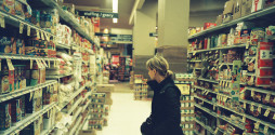 Midnight In A Supermarket by Cyril Caton_
