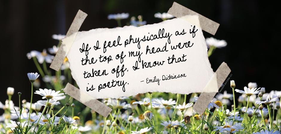 Poetry slide