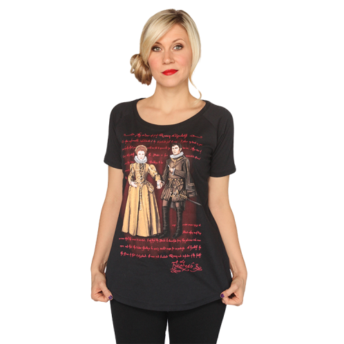 The Queen and The Doctor Tee