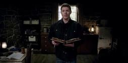 slide_Supernatural Season Ten Episode Eighteen SPN S10E18 Book of the Damned Dean Winchester Jensen Ackles