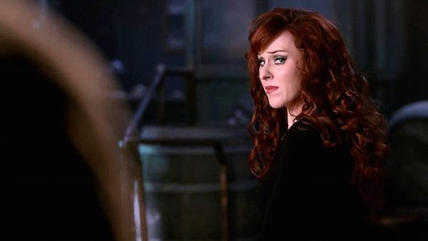 13 Supernatural Season Ten Episode Twenty One SPN S10E21 Dark Dynasty Rowena Ruth Connell
