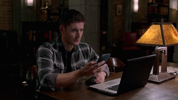17 Supernatural Season Ten Episode Twenty One SPN S10E21 Dark Dynasty Dean Winchester Jensen Ackles