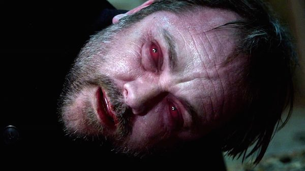 19 Supernatural Season Ten Episode Twenty Two SPN S10E22 The Prisoner Crowley Mark Sheppard Red Eyes