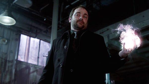 20 Supernatural Season Ten Episode Twenty Two SPN S10E22 The Prisoner Crowley Mark Sheppard