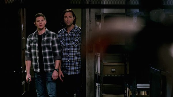 supernatural essays dean sam Why supernatural fans needed that touching sam and dean moment.