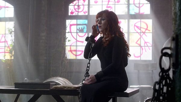24 Supernatural Season Ten Episode Twenty Two SPN S10E22 The Prisoner Rowena Ruth Connell