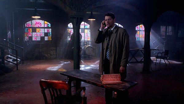 25 Supernatural Season Ten Episode Twenty One SPN S10E21 Dark Dynasty Castiel Misha Collins