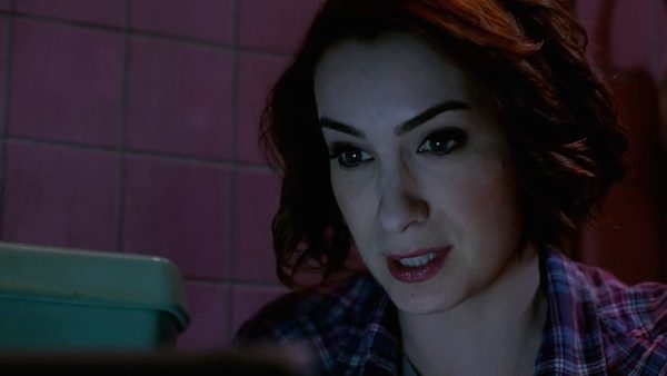 27 Supernatural Season Ten Episode Twenty One SPN S10E21 Dark Dynasty Charlie Bradbury Felicia Day