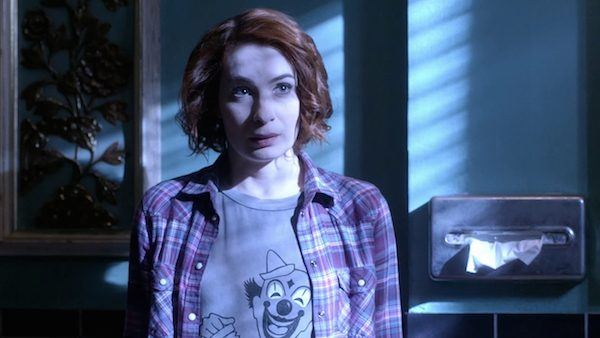 29 Supernatural Season Ten Episode Twenty One SPN S10E21 Dark Dynasty Charlie Bradbury Felicia Day