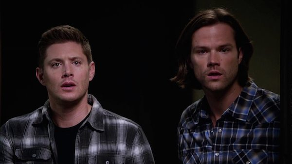 32 Supernatural Season Ten Episode Twenty One SPN S10E21 Dark Dynasty Dean Sam Winchester Jensen Ackles Jared Padalecki