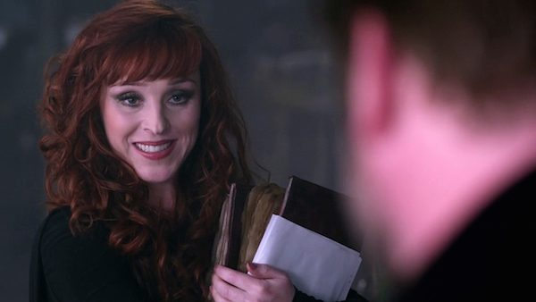 32 Supernatural Season Ten Episode Twenty Three SPN S10E23 Brothers Keeper Rowena Ruth Connell Crowley Mark Sheppard