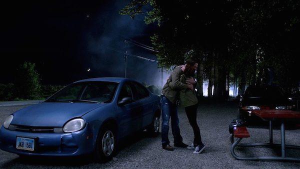 6 Supernatural Season Ten Episode Twenty One SPN S10E21 Dark Dynasty Sam Winchester Jared Padalecki Charlie Bradbury Felicia Day