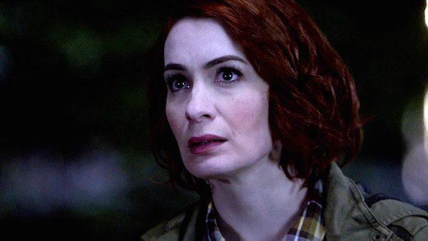 7 Supernatural Season Ten Episode Twenty One SPN S10E21 Dark Dynasty Charlie Bradbury Felicia Day