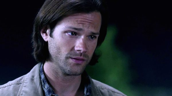 8 Supernatural Season Ten Episode Twenty One SPN S10E21 Dark Dynasty Sam Winchester Jared Padalecki