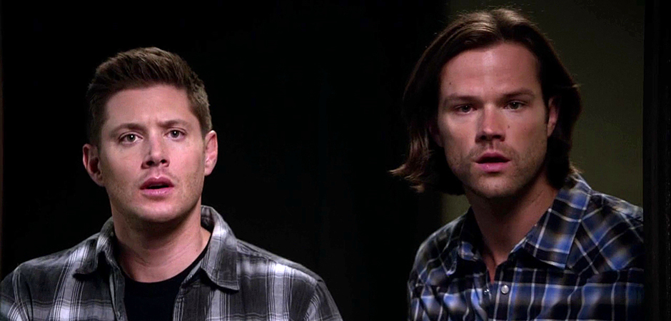 FSFI Supernatural Season Ten Episode Twenty One SPN S10E21 Dark Dynasty Dean Sam Winchester Jensen Ackles Jared Padalecki